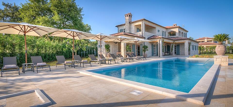 Vakantiehuis villa kroatie