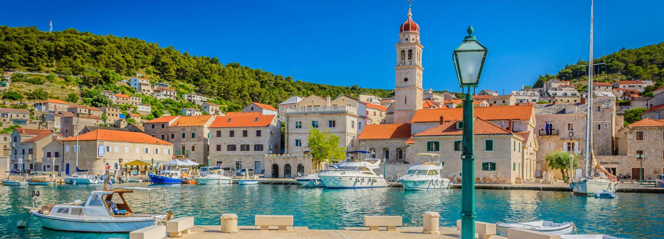 Welkom op Brac Kroatie